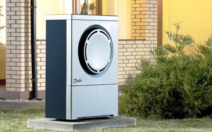 Акция: воздушные тепловые насосы Danfoss -20%