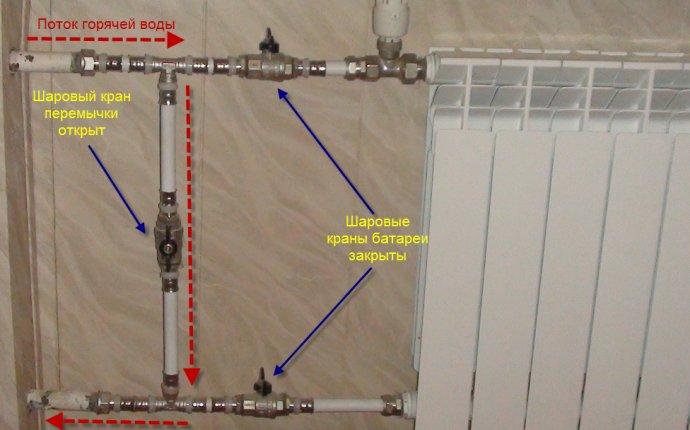 Байпас в системе отопления - установка своими руками, зачем нужен