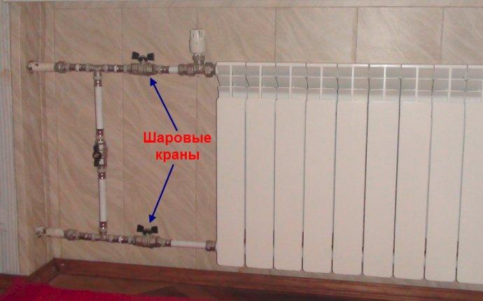 Cхема отопления Ленинградка, система без насоса, закрытого типа