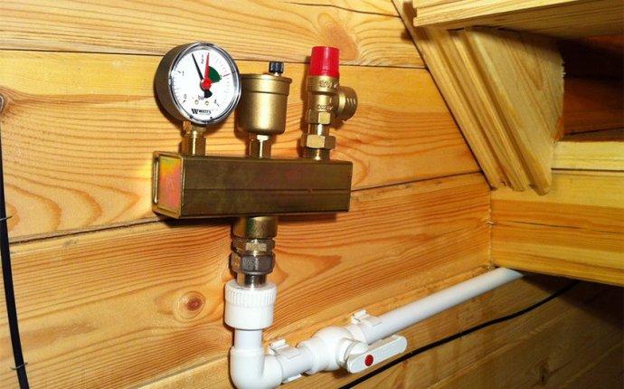 Давление в системе отопления в частном доме RMNT.RU