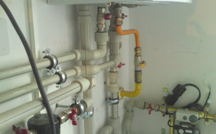 Газовые котлы отопления для загородного дома - установка, монтаж