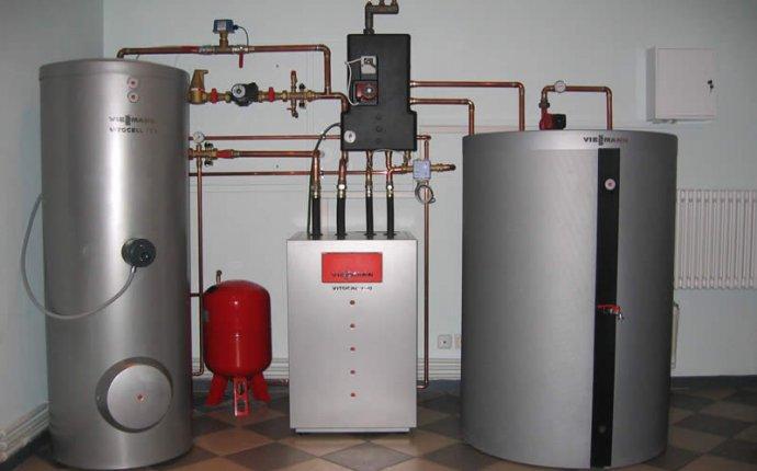 Газовое отопление частного дома: видео-инструкция по монтажу