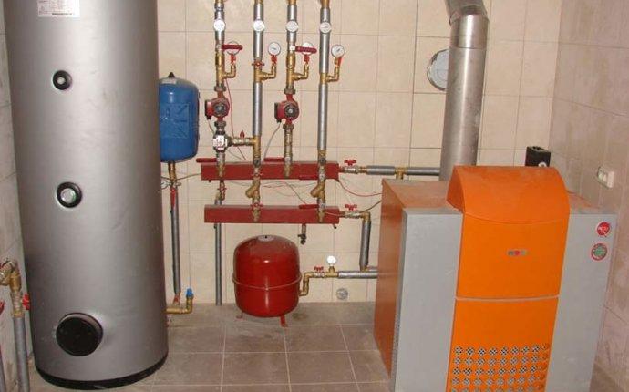 Как смонтировать отопление в частном доме своими руками
