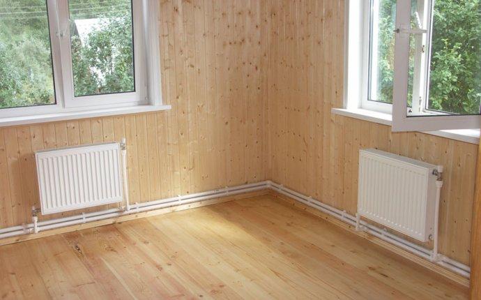 Капитальная реконструкция системы отопления в квартире