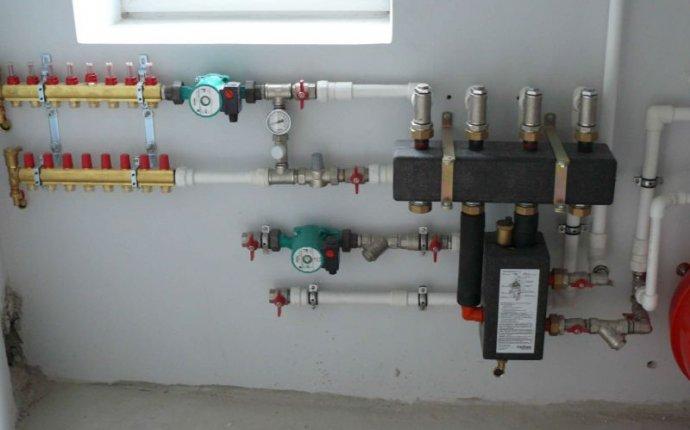 Комбинированная система теплоснабжения - объект компании Теплоград