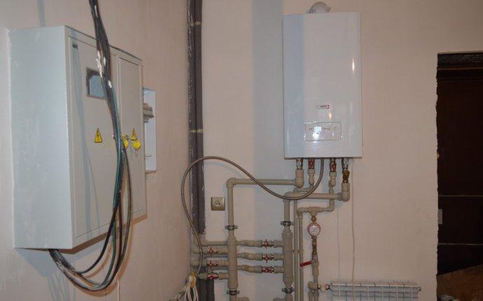Монтаж газовых котлов отопления | настенные,напольные