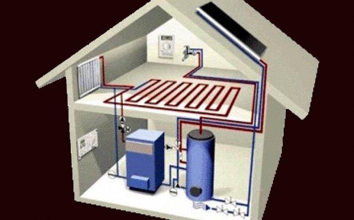 Нагревательный котел — центральное устройство в системе отопления