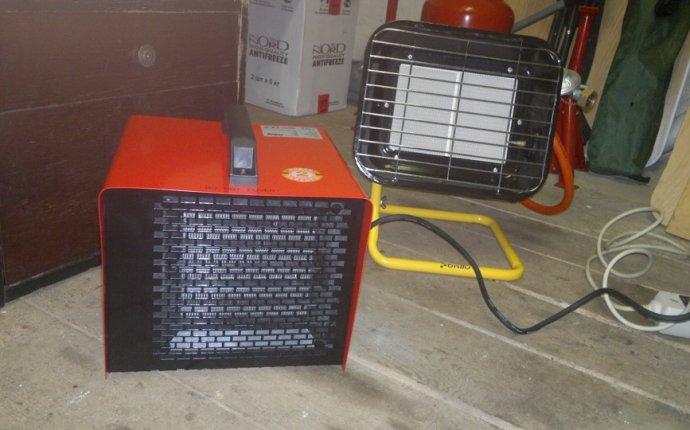 Обогрев гаража — газ или электричество… — бортжурнал Suzuki Escudo