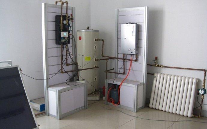 Отопительная система для частного дома