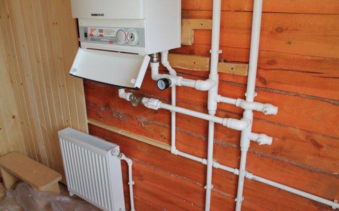 отопление частного дома своими руками видео