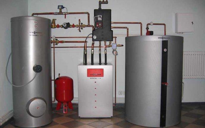 Отопление Уфа. Системы отопления коттеджей и домов