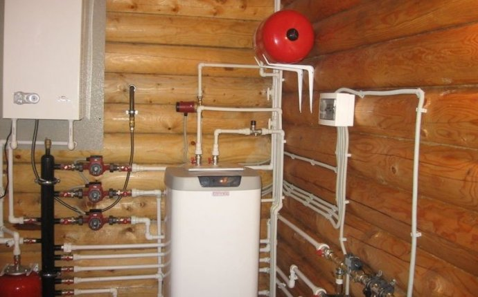 Отопление в деревянном доме, каркасного, сип панели, фото и видео