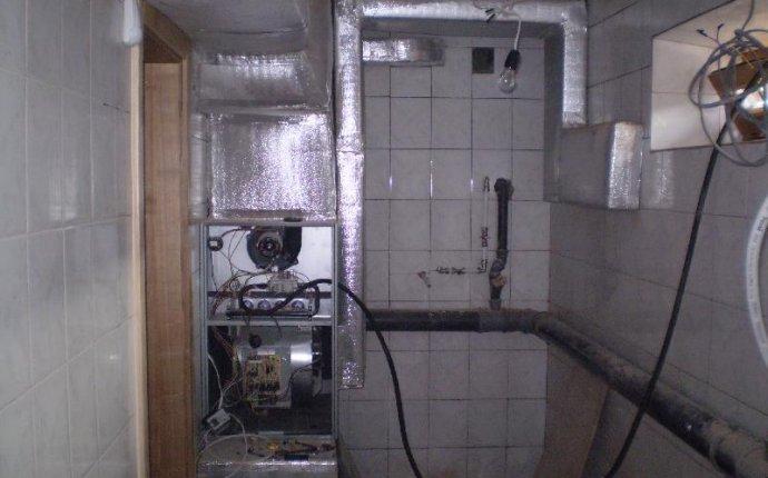 Воздушное отопление дома, производственных помещений, коттеджа